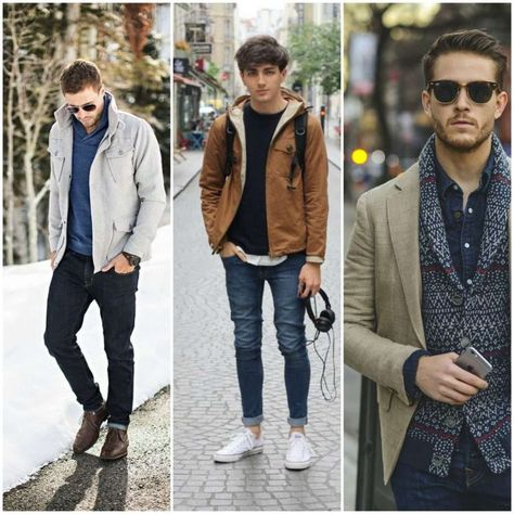 How to Nail that CollegeUniversity Style | Wee | Mens