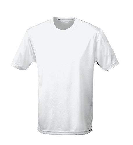 bd03a3977682 Price £1.72 Fruit of the Loom Mens Plain Heavy Cotton T-Shirt | Men's |  T-Shirts | Mens tops, Men, Shirts