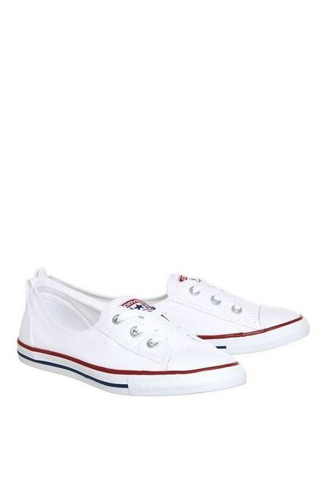 CTAS Ballet Lace Trainers by Converse supplied by Office