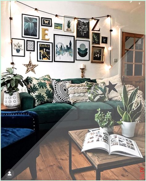 My Sofa.com style is… Choosing a New Sofa With Sofa.com* — Melanie Jade Design #Choosing #Design #Jade #Living Room green #Mélanie #sofa #Sofacom #Style