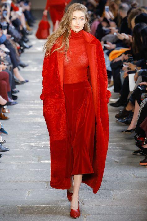 Max Mara Fall 2017 Ready-to-Wear Fashion Show MFW Milan Fashion Week