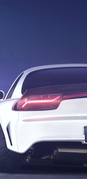 夜 マツダrx 7 日本車 チューニング 低仮面ライダー Sportcars 白rx 7 姿勢 マツダ マツダ マツダ Rx 壁紙 デスクトップ