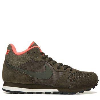 Mens Nike Md Runner 2 Olive Khaki Black White Classic Shoes Z51130