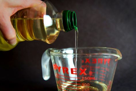 why canola oil is not a health food