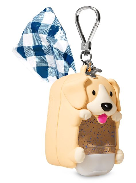 Bath Body Works Labrador Doggie Bag Pocketbac Holder Dog Bag