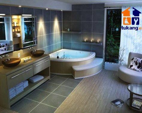 4 desain kamar mandi menarik untuk anda miliki   projects