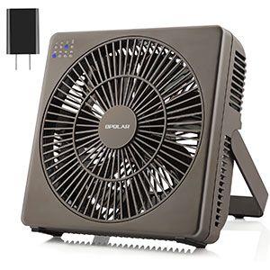 10 8 Inch Fan For Desk By Opolar Desk Fan Small Desk Fan Fan