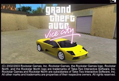 Grand Theft Auto Vice City Game Free Download For Pc City Games Rockstar Games Logo Free Games
