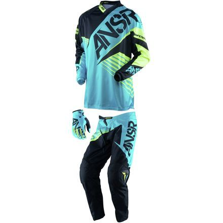 Dirt Bike Answer 2016 Syncron Combo Dirt Bike Gear Biking Outfit Dirt Bike Suits