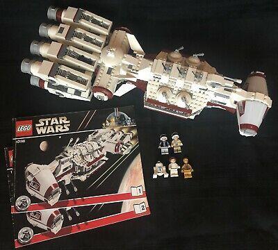 Lego Star Wars Tantive Iv 10198 Complete W Rare Smooth Hair Leia Minifigure Lego Star Lego War Lego Star Wars