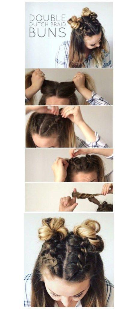 33 tutoriels les plus populaires sur la coiffure étape par étape