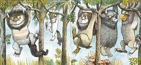 Cuentos Mágicos Donde Viven Los Monstruos Maurice Sendak Donde Viven Los Monstruos Monstruos Ilustraciones Infantiles