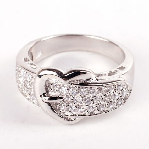 I wear a ring identical to this one as my wedding band, its my favorite ring. I always get compliments on it....it was not expensive but the memories of when it was put on my finger make it priceless to me.