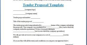 Proposal Letter Template  Medical Forms    Proposal