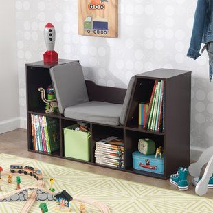 Nursery Storage You Ll Love Wayfair Bookshelves Kids Bookshelves Diy Childrens Bookcase