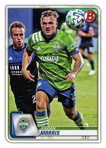 2020 Bowman Mls Soccer Checklist Set Info Buy Boxes Details Date In 2020 Mls Soccer Soccer Cards Soccer