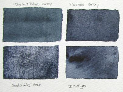 Julie Karlsson Payne S Blue Gray A New Favorite Daniel Smith