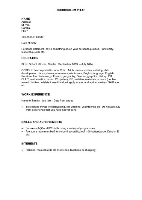Resume Format Normal Resume Templates Pinterest Resume format
