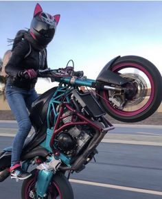 Robynstunts Stunt Bike