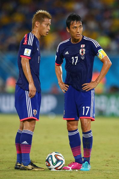 Keisuke Honda Photos Photos: Japan v Greece: Group C