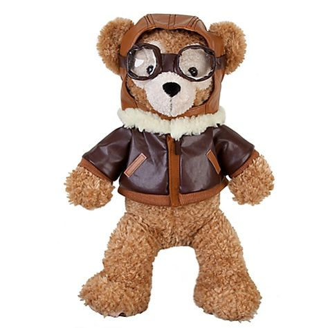 When we go in May, this outfit is needed for Duffy! :)