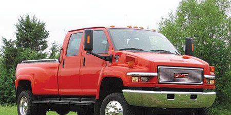 Ironhide Gmc Topkick C4500 Gmc San Andreas Gta Chevy