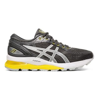 Have a look at these shoes Asics Gel-Nimbus 21 Womens Dark ...