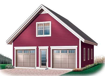 Pin On Shop Garage Plans Bonus Rooms