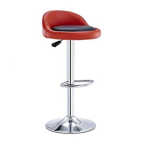 Brilliant Yzhf Swivel Bar Stools Leatherette Exterior Adjustable Creativecarmelina Interior Chair Design Creativecarmelinacom