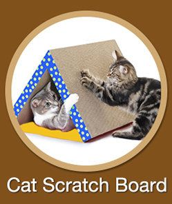Best Cardboard Cat Scratcher Cat Lounge Cat Toy Cat Bed Cat - This company makes cardboard tanks houses and planes for cats and theyre perfect
