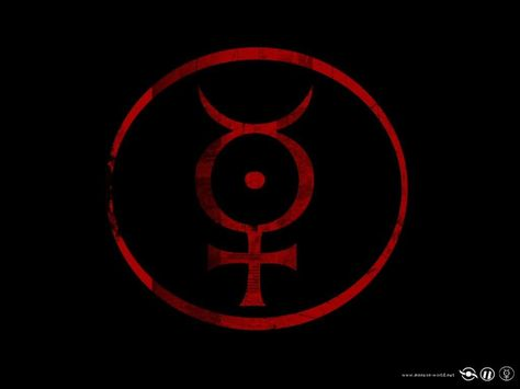 This Is A Logo Made By Marilyn Manson For His Antichrist Superstar