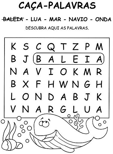 20 Atividades De Alfabetizacao Para Educacao Infantil Para