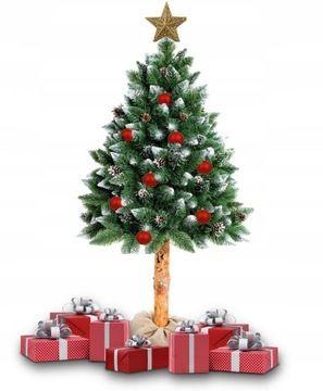 Choinka Sztuczna Na Pniu Swierk Syberyjski 180 Cm 7225370246 Oficjalne Archiwum Allegro Holiday Decor Christmas Tree Holiday