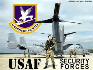 United States Air Force Security Police - Bing