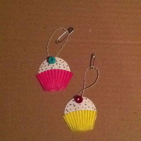 Birthday cupcake swaps - Girl Scouts