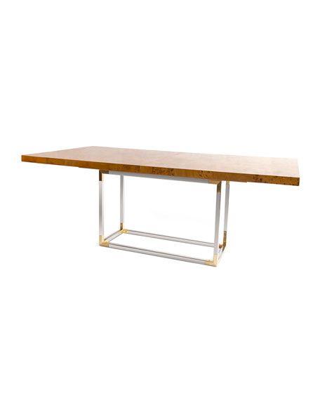 Jonathan Adler Bond Dining Table Handcrafted Dining Table Dining Table Dining Table Price