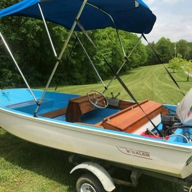 Boston Whaler 13 3 1962 For Sale For 4 045 In 2020 Boston Whaler Boston Whaler Boats Whalers