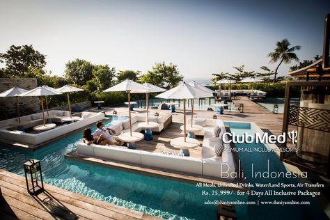 Bali Indonesia Premium All Inclusive Resorts All Meals
