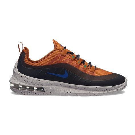 low priced 9a38f ce865 Nike Air Max Axis Premium Men s Sneakers, Size  14, Orange