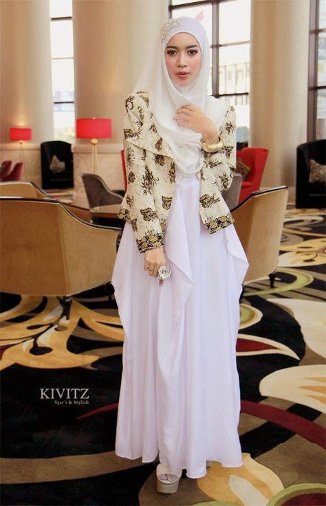 Muslimah Hijab On Pinterest Hijabs Hijab Styles And Hijab Tutorial