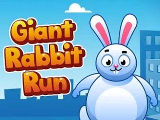 Dev Tavsan Kosusu Giant Rabbit Run Macera Kosum Oyun