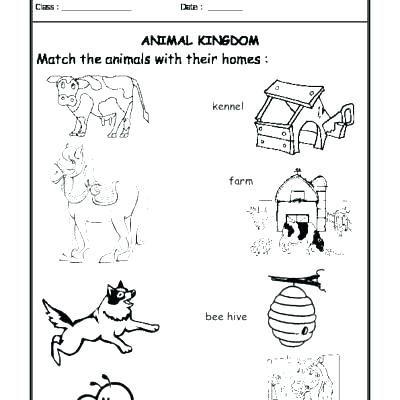 Animal Habitats Clipart Google Search Animals And Their Homes Animal Habitats Animal Worksheets