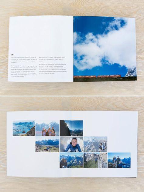 Document Your Travels | Switzerland Vacation Photo Book | www.suzanneobrienstudio.com