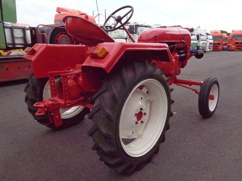 Mini Tractor Allgaier A111 Truck1 Id 3122762 Avec Images