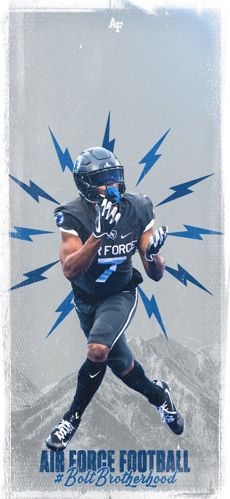 Air Force In 2020 Sports Wallpapers Sports Graphics Sports Design