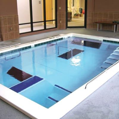 Hydrotherapy Pools Aquatic Therapy And Rehabilitation Swimex Therapy Pools Hydrotherapy Pool Indoor Pool Design
