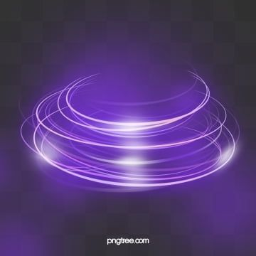 Purple Effect 3d Surround Stereo Gradient Light Png And Psd Lens Flare Effect Clip Art Clipart Images