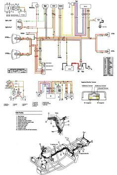 Pin By Razorfade On Wireing For Trailers In 2020 Electrical Wiring Diagram Electrical Diagram Small Engine