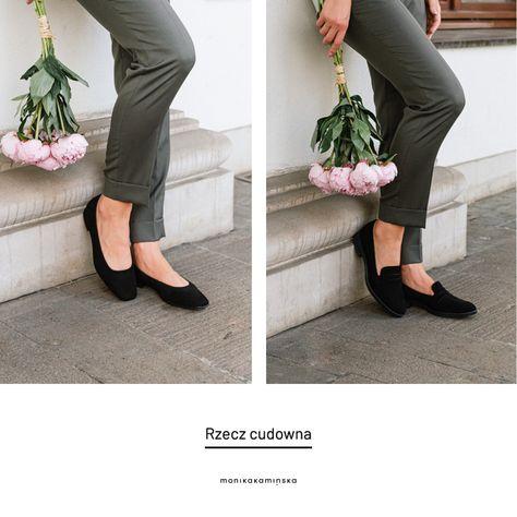 Balerinki Czy Mokasyny Co Wybierasz Fashion Capri Pants