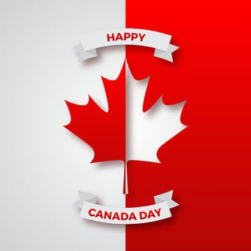 Modern 1st July Canada Day Greeting Card Canada National July Png And Vector With Transparent Background For Free Download In 2020 Canada Day Happy Canada Day Day